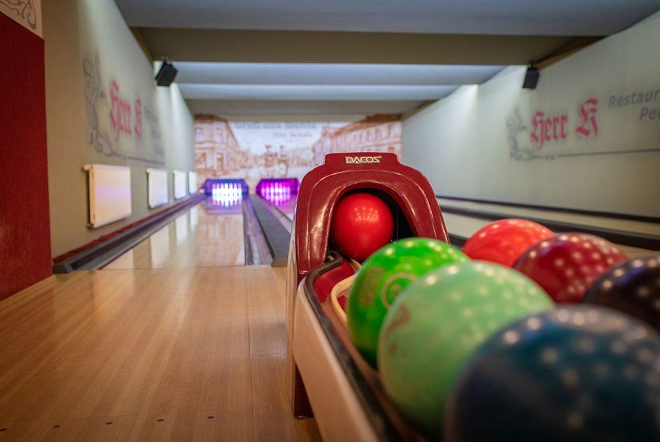 Neu: Bowling-Starterpaket